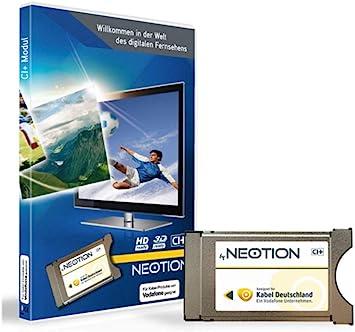 Neotion Ci Modul Für Sender Von Kabel Deutschland Elektronik