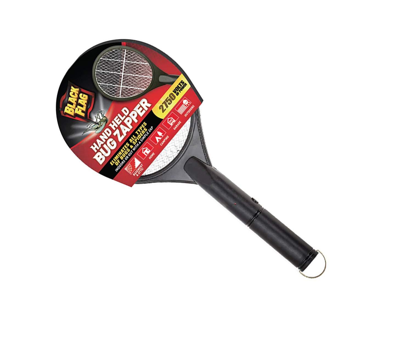 Black Flag Handheld Bug Zapper, Black