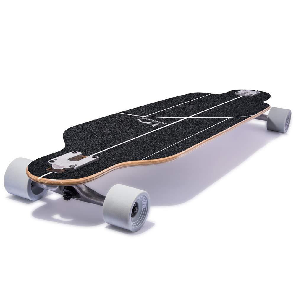 Ten Toes Rift Drop-Through Longboard Skateboard