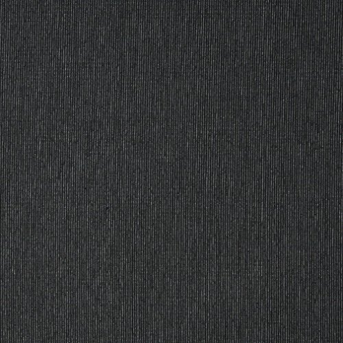 - Black Onyx Dark Plain Chenille Soil and Stain Repellent Upholstery Fabric by the yard