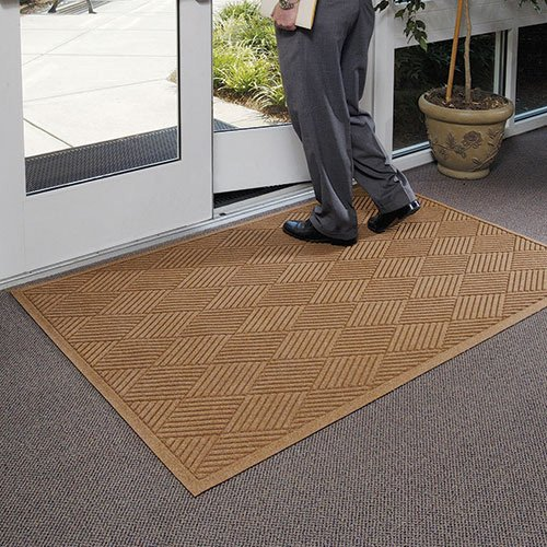 Andersen Company 221-3X4 WaterHog Fashion Diamond Indoor/Outdoor Mat 3 ft. W x 4 ft. (Waterhog Fashion Diamond Mat)