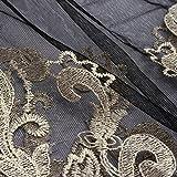 Ez-sofei Women's Vintage Lace Embroidery Tube