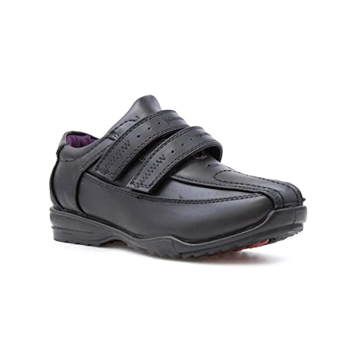 US Brass Zapato Negro Para los Hombres Por Talla 11 UK/46 EU - Negro 3gRqea