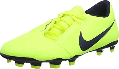 Generalmente colgante Hubert Hudson  Nike Phantom Venom Club Fg, Unisex Adult's Footbal Shoes Footbal Shoes,  Yellow (Volt/Obsidian-Volt 717), 6 UK (40 EU): Amazon.co.uk: Shoes & Bags