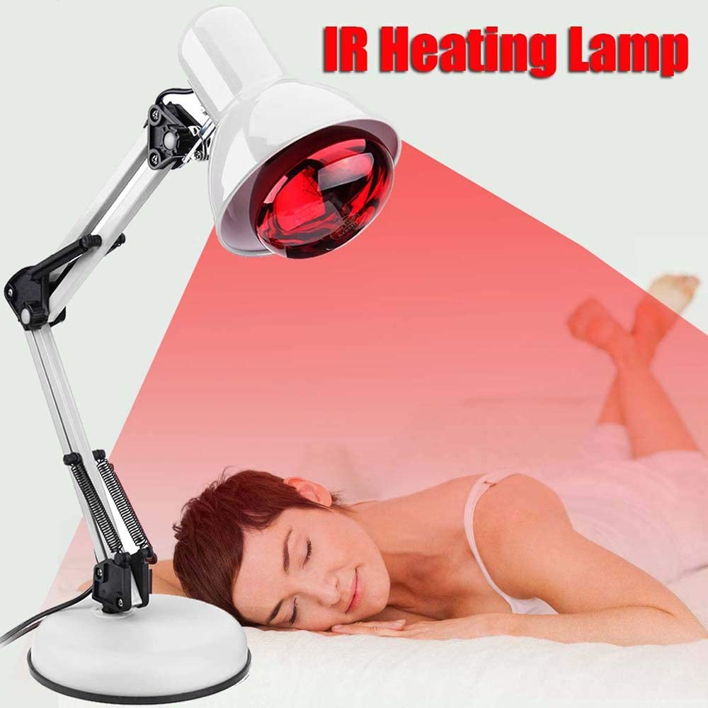 YLTTZ Far Infrared Heat TDP Desktop Lamp Mineral Therapy for Family Beauty Salon Health Centre Pain Relief Improve Blood Circulation for Pain Relief 100W