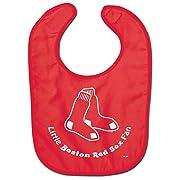 WinCraft MLB Boston Red Sox WCRA2018714 All Pro Baby Bib
