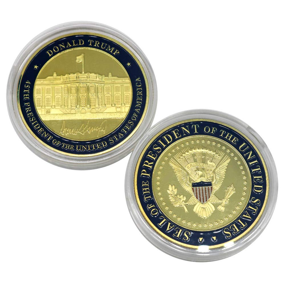 Fulfilled POPOUGE-LP U.S.Marine Corps Devil Dog Military Challenge Coin