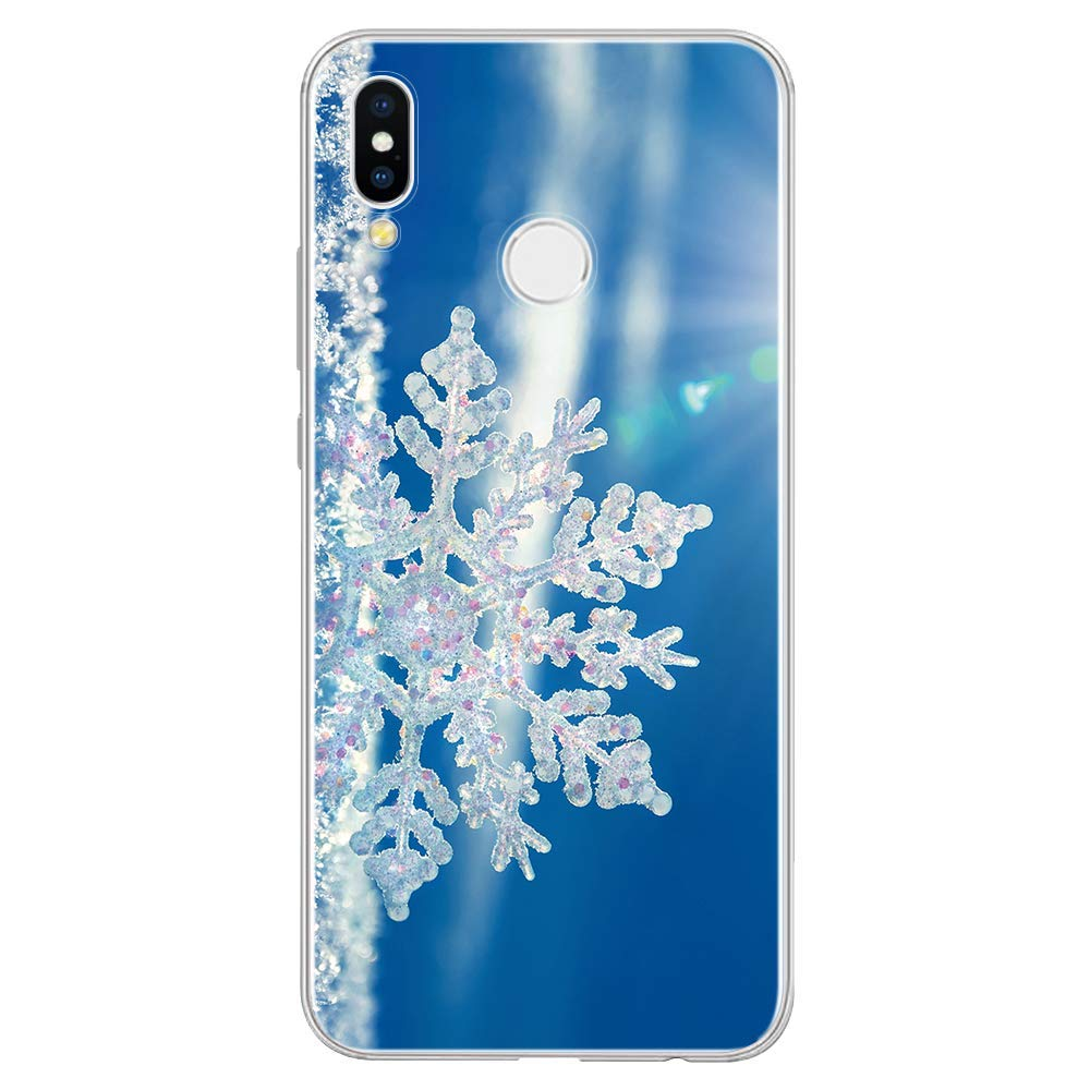 Amazon.com: DeemoShop Merry Christmas Soft TPU Cover for ...