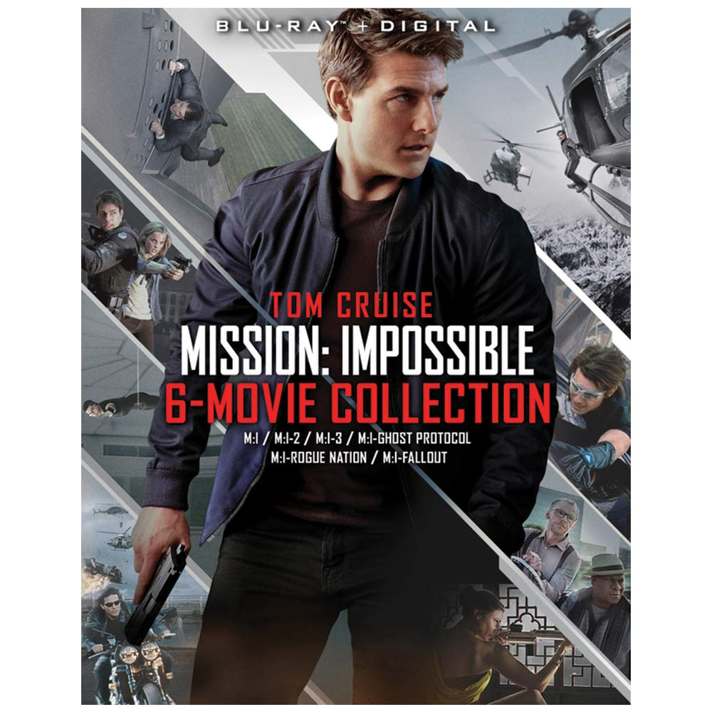 Mission Impossible MI2 Classic Large Movie Poster Print