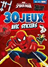 Ultimate Spider-Man - 30 Jeux avec stickers par Disney