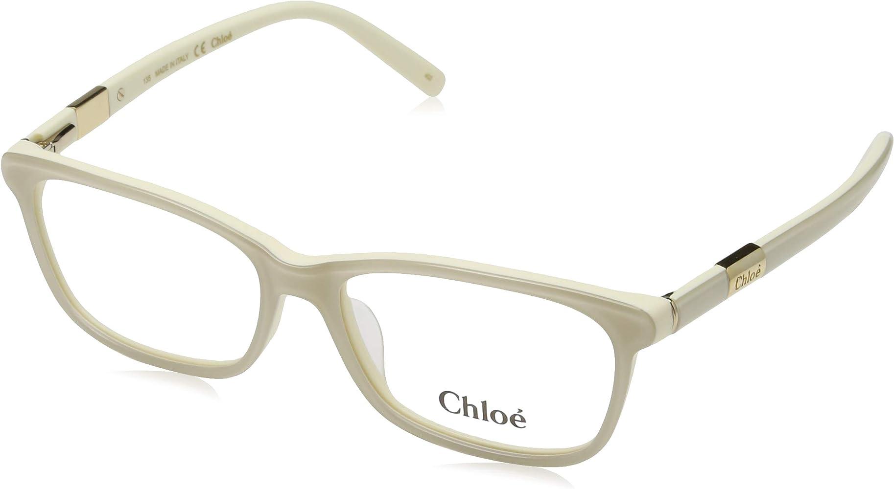 Chloè CE2628 103 53 Monturas de Gafas, Ivory, Unisex-niños: Amazon.es: Ropa y accesorios