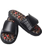 Huaheng ACU-Point Pantofole Accupressure Massaggio Piede Massaggiatore Infradito Sandali per Donna Uomo