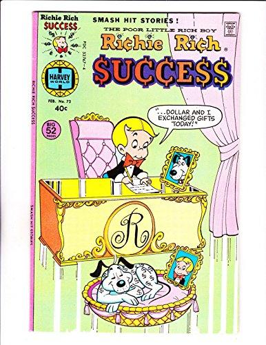 Richie Rich Success Stories No 721977 :Desk amp; Dollar Cover :