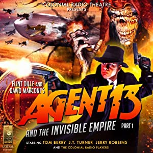 Agent 13 and the Invisible Empire: Part I Performance