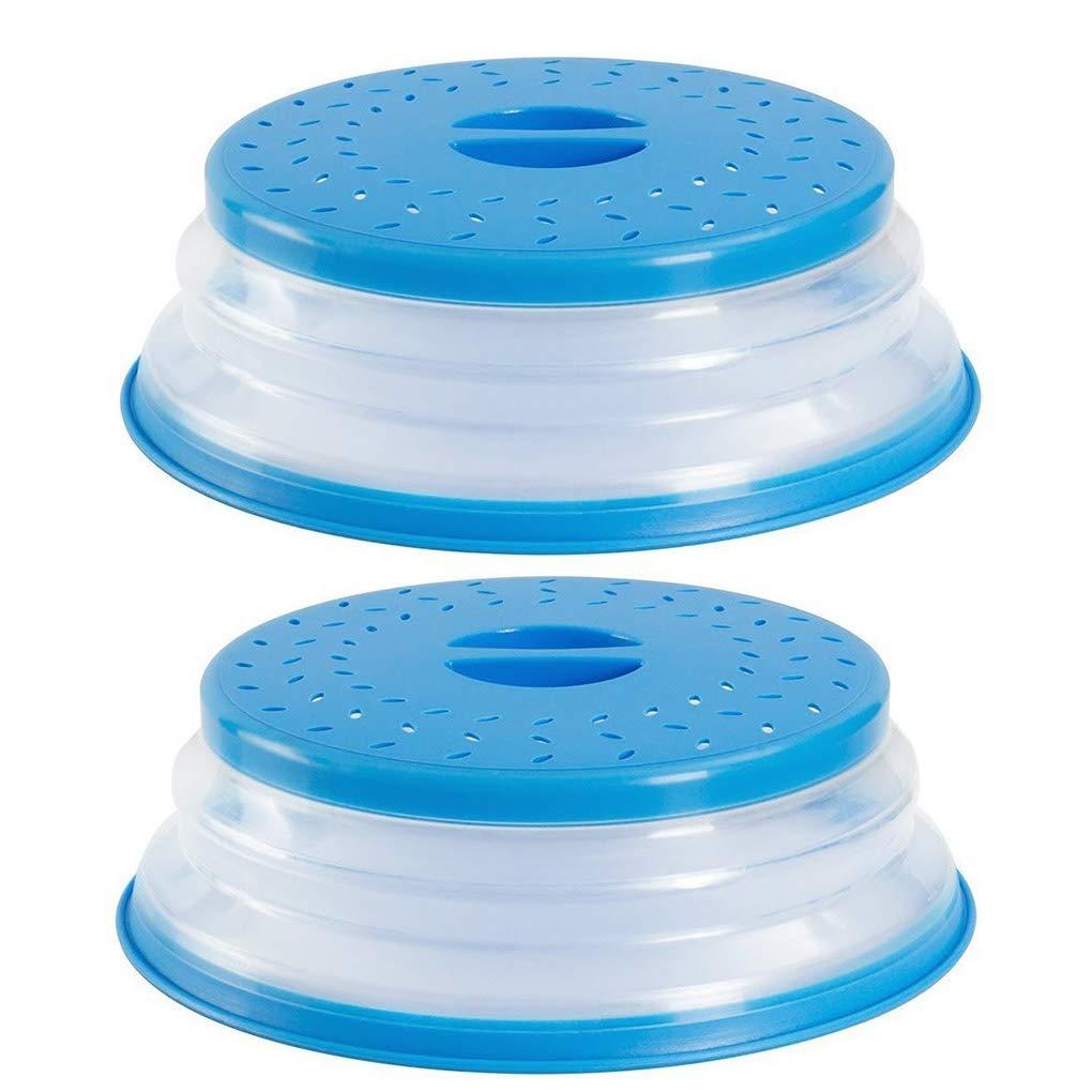 Compra Kongnijiwa Plástico Microondas Colador Plegable ...