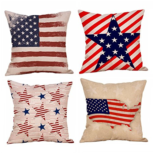 Aremazing Patriotic American Flag July 4th Inspired