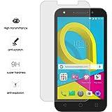 Tumundosmartphone Protector Cristal Templado para ALCATEL U5 4G/U5 3G/U5 HD/U5 Premium/U5 HD Premium/Orange Rise 52 Vidrio