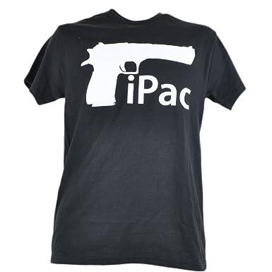 Spencers Ipac - Mac Apple ordenador disparador de parodia camiseta ...