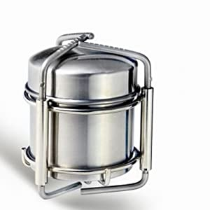 Out-d Stainlesssteel Alcohol Stove Camping Stove
