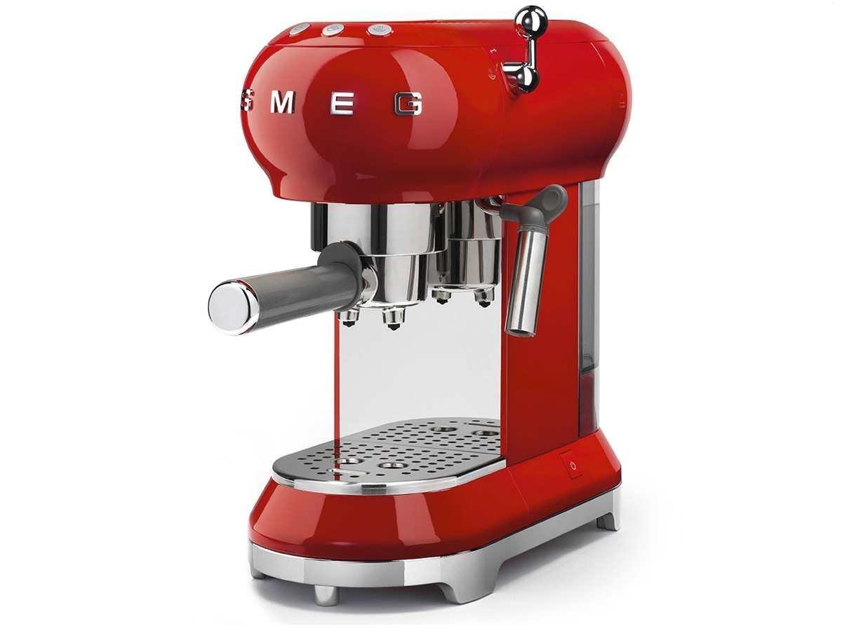 ECF01 - Máquina de café con portafiltro negro/14,9 x 33 x 30cm: Amazon.es: Hogar