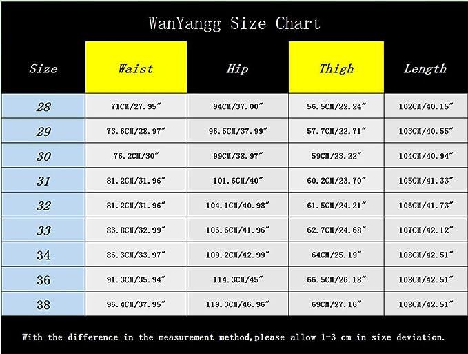 WanYangg Pantalon Vestir Hombre Straight-Fit Slim Chinos Pantalones Casual Trabajo Recto: Amazon.es: Ropa y accesorios