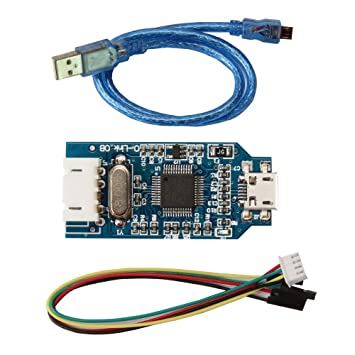 J-Link OB ARM Debugger Programmer Downloader Replace V8 SWD M74