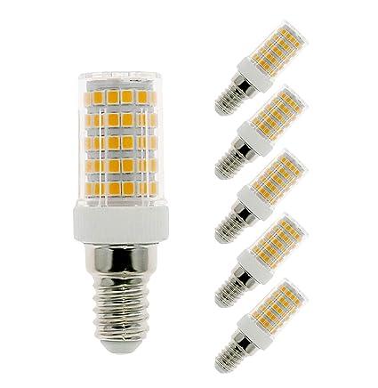 MENTA E14 bombilla LED 10W, equivalente a 80W, 800LM, Blanco Cálido 3000K,