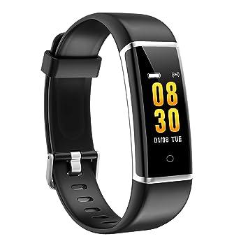 Pulsera de Actividad Inteligente, Ausun FT901 Pulsera Actividad Reloj Inteligente Mujer Hombre con Monitor de