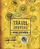 Travel Journal Maldives