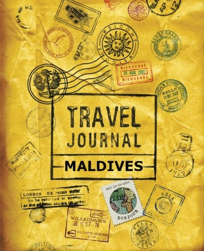 Travel Journal Maldives