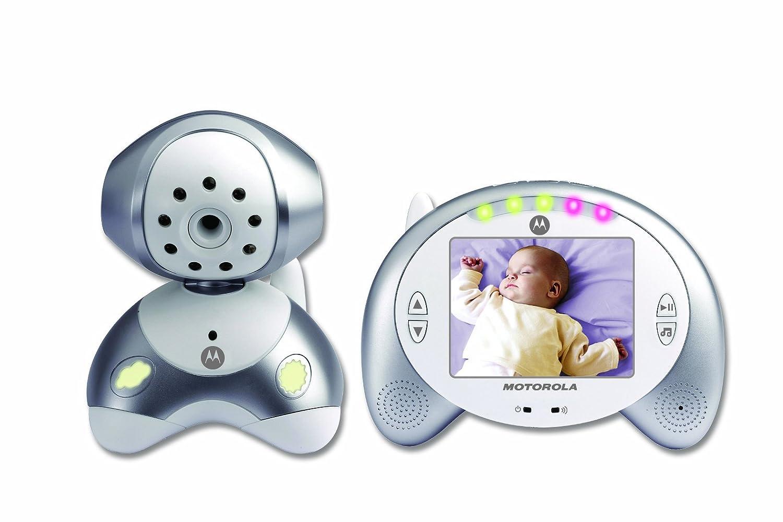 Motorola MBP 35 - Sistema de vigilancia para bebés con cámara