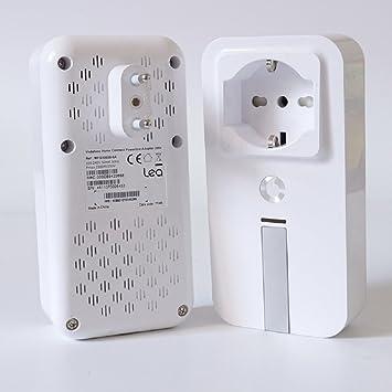 2pcs mfg10038 0a 200mbps powerline homeplug av network adapter rh amazon co uk
