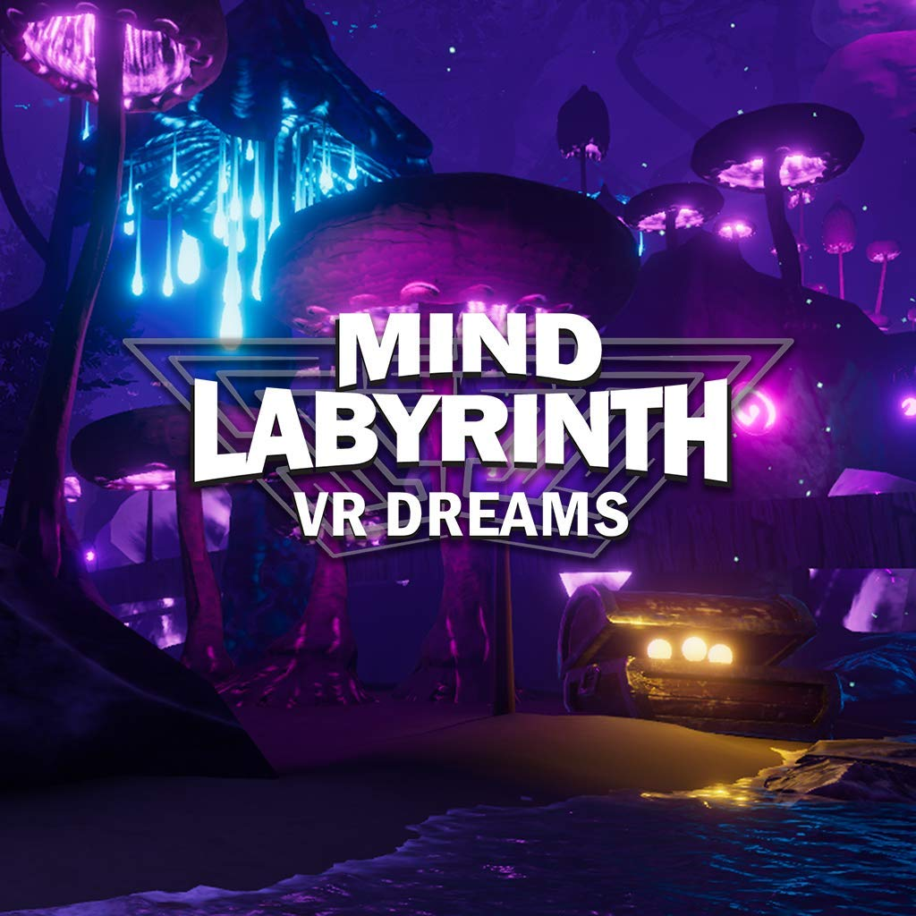 Amazon com: Mind Labyrinth VR Dreams - PS4 [Digital Code