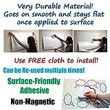 Everase Re-Stic Dry Erase Self-Adhesive Peel