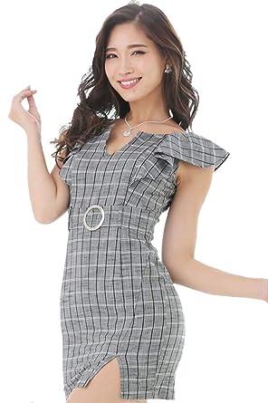 7b21658c9793a キャバ ドレス ミニ ロング フレア キャバワンピ キャバドレス 大きいサイズ ワンピースドレス パーティー ドレス ミモレ