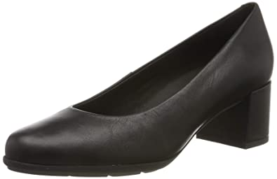 Geox Women's D New Annya Mid a Closed Toe Heels