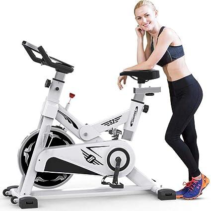 LE bicicleta de ejercicio Hogar Ultra Silencioso Gimnasio para ...
