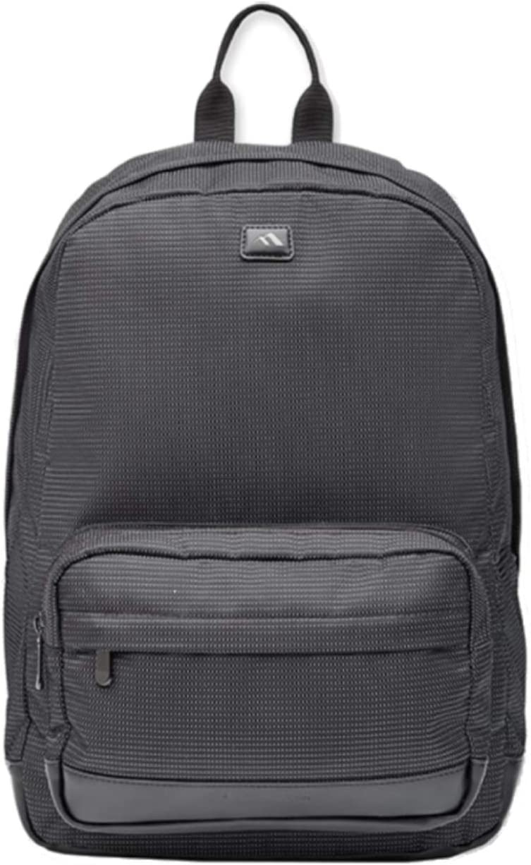 Brenthaven Tred Beta Backpack Fits 15 Inch Chromebooks,Laptops,Tablets for K-12 Students, Teachers and Kids - Black, Durable, Rugged Protection from Impact and Compression