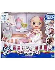 Baby Alive - Mon Vrai Bebe - Poupon - E2352