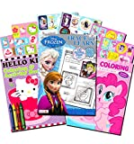 Best Book Of Coloring - Coloring Books with Stickers Assortment ~ Hello Kitty Review