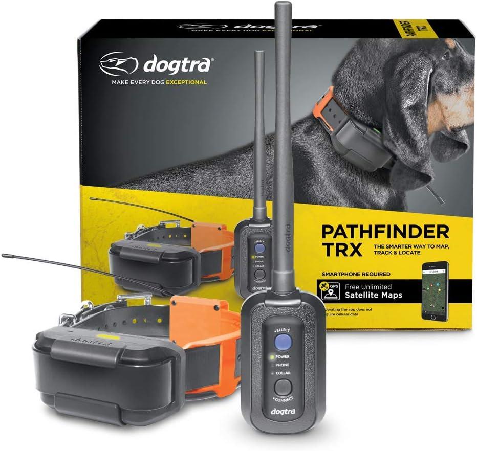 Dogtra Pathfinder GPS Sistema de Seguimiento sólo Negro – Pathfinder-TRX