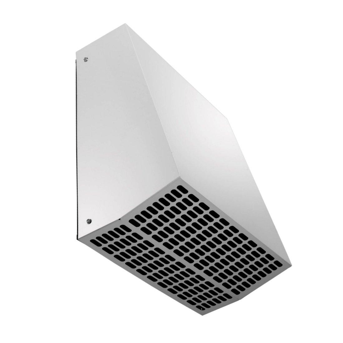 Fantech RVF 10L Exterior Wall Mount, 10'' Centrifugal Duct Fan, 1,025 CFM
