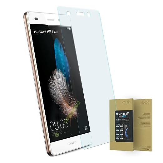 42 opinioni per doupi ® Premium 9H vetro temperato HD protezione dello schermo per Huawei P8