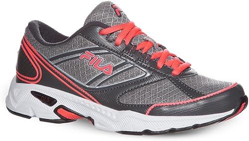 Fila Flux Lite 2 - Zapatillas de Running para Mujer, Color Gris, Gris y ...