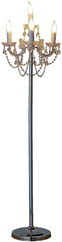 あまの スイッチ式 キャンドルフロアランプ HPN-0591 B0052HFSVC