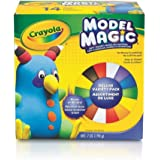 Crayola Model Magic, Deluxe Craft Pack, Clay Alternative,  Kids, 14 Single Pack