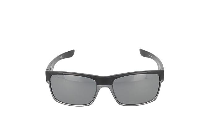510233cdc4 Amazon.com  Oakley Twoface Polarized Rectangular Sunglasses