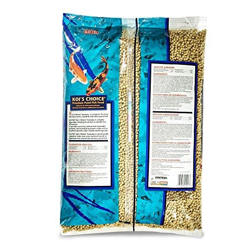 Kaytee Koi S Choice Premium Fish Food  Pound Bag