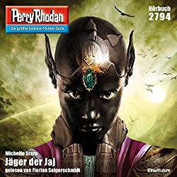 Jäger der Jaj (Perry Rhodan 2794)