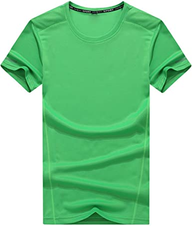 Camiseta de Manga Corta para Hombre (Talla XL, 6XL, 7XL, 8XL, 9XL ...